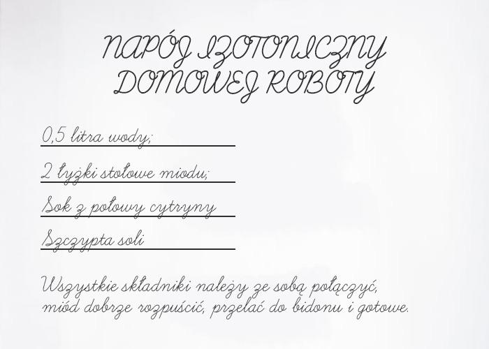smart_gym_domowy_napoj_izotoniczny